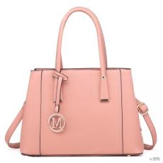 Miss Lulu London LT1748 PK - Miss Lulu válltáska táska rózsaszín