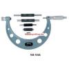 Mitutoyo Külső mikrométer cserélhető ülékkel