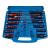 MLC-Tools Csavarhúzó klt. üthetõ 12 db-os (MK6125)