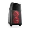 Modecom REA mini PC ház, táp nélkül (AM-REA-10-000000-0002)