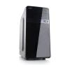 Modecom TREND AIR microATX, táp nélkül, fekete (AM-TREN-AIR-000000-0002)