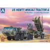 Modelcollect US HEMTT M983A2Tractor & Patriot PAC-3 makett UA72080