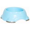,Moderna, Smarty Bowl 1 gumitalpas tál (világoskék)