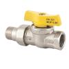 Mofém Flexum 1/2˝ KB hollandis gáz gömbcsap (golyós csap)