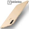 MOFI SHIELD SLIM műanyag védő tok / hátlap - 0,9mm vékony! - ARANY - Xiaomi Redmi S2 - GYÁRI