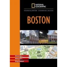 Mollie Chen BOSTON - VÁROSJÁRÓK ZSEBKALAUZA utazás