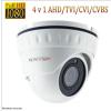 Monitorrs Security - Dóm Kamera 2,1 Mpix (AHD/TVI/CVI/CVBS) - 6103 (Monitorrs Security)