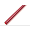 Monsoon akril cső 13/10mm, 1x77cm - Piros