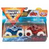 Monster Jam Monster Jam: Megalodon és Octonber 2 darabos kisautó szett