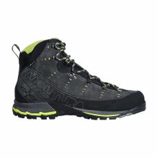 Montura Altura GTX férfi cipő Dark Grey - Lime Green 8,5