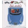 Móra Kiadó Az autó - Kis felfedező zsebkönyvek 3.