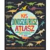 Móra Kiadó Kis dinoszaurusz atlasz