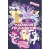 Móra Kiadó My Little Pony: Kalandos feladványok - Matricákkal