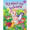 Móra Könyvkiadó Nyuszi és teknős - 3D mesekönyv