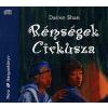 Móra Könyvkiadó Rémségek cirkusza - Hangoskönyv (6 CD) - Bódy Gergő előadásában