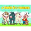 Móricz Zsigmond : A török és a tehenek (Zöld borítós)
