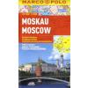 Moszkva vízhatlan várostérkép tömegközlekedéssel - Marco Polo
