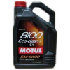 Motul 8100 ECO-Clean + 5W-30 motorolaj 5L