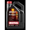 Motul Motorolaj MOTUL 8100 X-CLEAN FE 5W30 104777