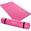 MOVIT jógamatrac - rózsaszín, 190 x 100 x 1,5 cm