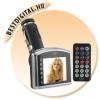MP4 FM transmitter 1.8' LCD, 4GB
