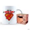 MR. COOL csésze Super Papa gyerek