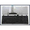 MSI EX625 fekete magyar (HU) laptop/notebook billentyűzet