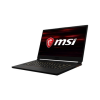 MSI GS65 Stealth Thin 8RE, 15.6 FHD, Intel Core i7-8750H, 16GB, 512GB SSD, GTX 1060-6, Win10, Black