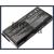 MSI MSI CR620 Series 4400 mAh 6 cella fekete notebook/laptop akku/akkumulátor utángyártott