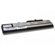 MSI U100 Fekete 2200mAh laptop akkumulátor msi notebook akkumulátor