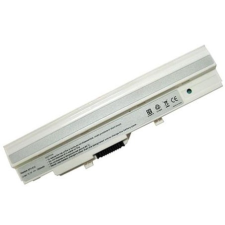 MSI Wind U100W 2200 mAh 3 cella fehér notebook/laptop akku/akkumulátor utángyártott msi notebook akkumulátor