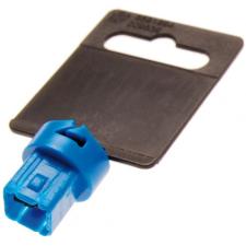 """Műanyag akasztó, 1/2""""-os dugókulcshoz, dugófejhez (BGS HANGER-3) autójavító eszköz"""