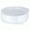 Műanyag eldobható lapos tányér 100 db
