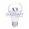Müller Licht MÜLLER LICHT 400118 A60 HD-LED fényforrás, E27, 7W, 470Lm, 240V, 2700K, 827, dimmelhető, víztiszta búra