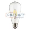 Müller Licht MÜLLER LICHT 400206 ST64 LED fényforrás, E27, 6.5W, 806Lm, 240V, 2700K, 64x140mm, dimmelhető