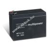 Multipower Helyettesítő akku típus 6-DZM-10 (MULTIPOWER) ciklusálló
