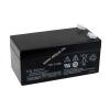 Multipower Ólom akku 12V 3,4Ah (Multipower) típus MP3,4-12 - VDS-minősítéssel