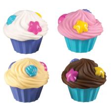 MUNCHKIN fürdőjáték - Cupcake Squirts / muffinok (4db) fürdőszobai játék