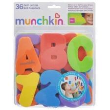 MUNCHKIN Tanuló betűk és számok fürdéshez fürdőszobai játék