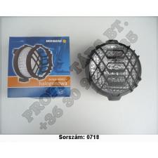 Munkalámpa 12/24V  kerek műanyag és fém UNIVERZÁLIS fényszóró
