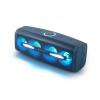 "Muse Hangszóró, Bluetooth, LED fényekkel, 50W, MUSE ""M-830DJ"""