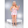 Music Legs Bedroom Nurse ápolónő jelmez