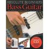 Music Sales Absolute Beginners: Bass Guitar