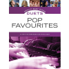 Music Sales Really Easy Piano Duets: Pop Favourites