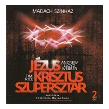 MUSICAL ROCKOPERA - Jézus Krisztus Szupersztár 2010 Madách színház /2cd/ CD musical / operett
