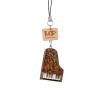 Musician Designer MDST0002 Music Wooden Straps Grand Piano