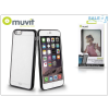 Muvit Apple iPhone 6 Plus/6S Plus hátlap - Muvit Bimat - black/transparent