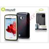 Muvit LG L50 D213N hátlap - Muvit miniGel - black
