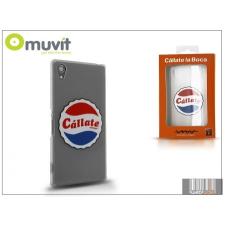 Muvit Sony Xperia Z2 (D6503) hátlap - Muvit Cállate La Boca tok és táska