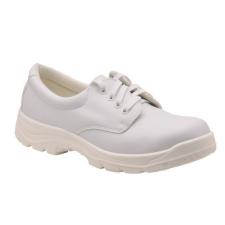 MV fehér cipő (S2 ) Portwest FW80 VÍZÁLLÓ ,FEHÉR FŰZŐS 35-48 MÉRETEK, munkavédelmi cipő